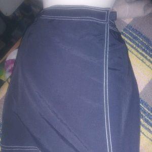 BW Sport Velcro Wrap Tennis Skirt 6